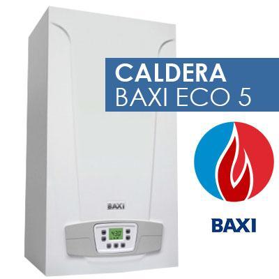 Caldera baxi eco 5 compact service y venta de calderas for Baxi eco compact