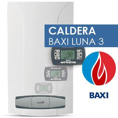 caldera BAXI LUNA 3 CONFORT